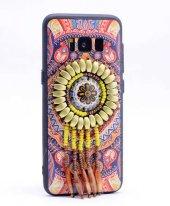 Samsung Galaxy S8 Kılıf Lopard Halhal Silikon Kapak-2