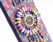 Samsung Galaxy S8 Kılıf Lopard Halhal Silikon Kapak-4