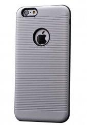 Apple iPhone 5 Kılıf Lopard Youyou Silikon Kapak-2