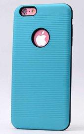 Apple iPhone 5 Kılıf Lopard Youyou Silikon Kapak-5