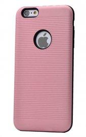 Apple iPhone 5 Kılıf Lopard Youyou Silikon Kapak-6