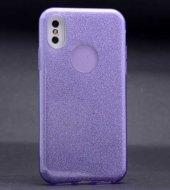 Apple iPhone X Kılıf Lopard Shining Silikon Arka Kapak-2