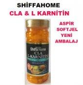 Shiffa Home Cla L Carnitine Aspir Yağı Kapsül