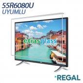 REGAL 55R6080U TV EKRAN KORUYUCU / EKRAN KORUMA CAMI Etiasglass
