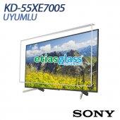 SONY KD-55XE9005 TV EKRAN KORUYUCU / EKRAN KORUMA CAMI Etiasglass