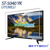 SKYTECH ST-5040 TV EKRAN KORUYUCU / EKRAN KORUMA CAMI Etiasglass