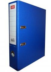 Cassa Plastik Klasör Geniş A4 Mavi Renk 5 Adet