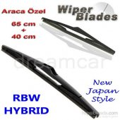 Rbw Hybrid Kia Rio Hb Sedan 2011 Ve Sonrası Kasa İçin Muz Silecek