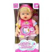 Vardem Baby Maymay 30Cm Konuşan ve Gülen Bebek-2