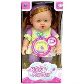 Vardem Baby Maymay 30Cm Konuşan ve Gülen Bebek-4