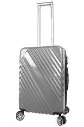 Nk Premium Polikarbon Kırılmaz Kabin Boy Valiz K Nkvlz H01