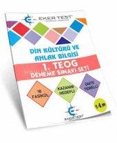 Eker Test 8.sınıf Din Kültürü Ve Ahlak Bilgisi Teog