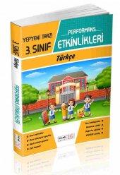 3. Sınıf Türkçe Performans Etkinlikleri