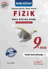 9. Sınıf Fizik Konu Bitirme Kitabı