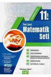11. Sınıf Fen Lisesi Matematik Seti Çap Yayınları