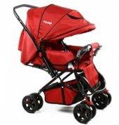 Asyamo Keeper Bebek Arabası Kırmızı