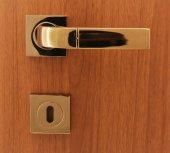 Eros Albifirin (Sarı) Rozetli Kapı Kolu