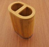 Hafele Bamboo Diş Fırçalık Krom Kaplama Parlak 580.31.030