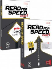 Yargı Yayınları Read For Speed Volume 5. Baskı...