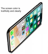 Baseus 0,25mm Anti Fingerprint İphone X Xs Ekran Koruyucu