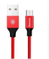 Baseus Yiven Kablo  Micro 1,5M Kırmızı