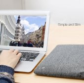 Baseus Laptop Çanta MacBook 15-inch Gri-2