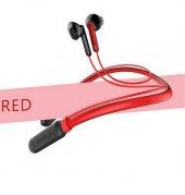 Baseus Encok Boyun Askılı Bluetooth Kulaklık S16 Kırmızı