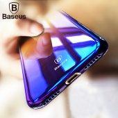 Baseus Glaze Kılıf İphone 7 8 Mavi