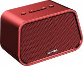 Baseus Encok Multi Functional Kablosuz Speaker E02 Kırmızı