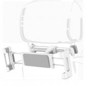 Baseus Back Seat Araç Tablet Tutucu Beyaz+gümüş