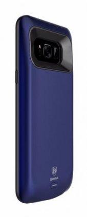 Baseus Geshion Backpack Powerbank 5500 Mah Samsung S8 Plus Koyu Mavi