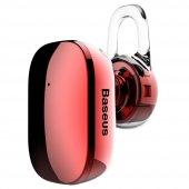 Baseus Encok Mini Kablosuz Kulaklık A02 Kırmızı