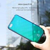 Baseus Cam Arka Kaplama İphone 6 6s Violet Mavi