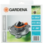 Gardena 2065 Comfort Kısmi ve Tam Dairesel Yağmurlama Sistemi