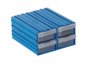 Sembol 300 Plastik Çekmeceli Kutu 11x112,2x5,8 Cm