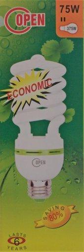 Kıvrımlı Ekonomik Ampül