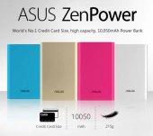 Asus 10050mah Zenpower Powerbank Orjinal,ad 1