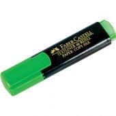 Faber Castell Fosforlu Kalem Yeşil