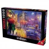 Anatolian Puzzle Pariste Bir Gece 1000 Parça Puzzle