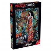 Anatolian Puzzle 1000 Parça Paha Biçilmez