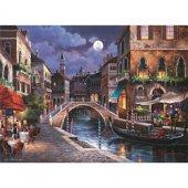 Puzz Venedik Sokakları 1000 Parça Puzzle