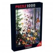 Anatolian Kelebek Ormanı 1000 Parça Puzzle