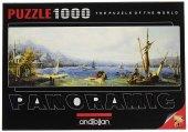 Anatolian Boğaz' Daki Gemiler 1000 Parçalık Puzzle