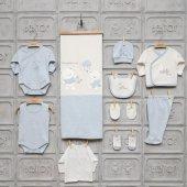Bebıtof Erkek Bebek 895 Mutlu Ayıcıklar Hastane Çıkışı