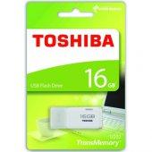 Toshiba Hayabusa 16gb Usb2.0 Thn U202w0160e4 Beyaz...