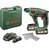 Bosch Uneo Maxx 18v Çift Akülü Kırıcı Delici