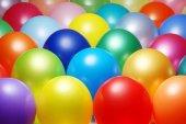 Sedefli Karışık Renk Balon