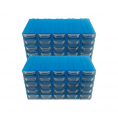 Akar Es 52 Plastik Çekmeceli Kutu (50' Li Paket) 55x120x30mm