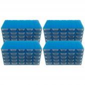 Akar Es 52 Plastik Çekmeceli Kutu (100' Lü Paket) 55x120x30mm