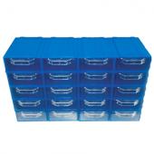 Akar Es 83 Plastik Çekmeceli Kutu (20' Li Paket)